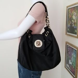 Stunning Kate Spade Hobo Bag with Gold Chain